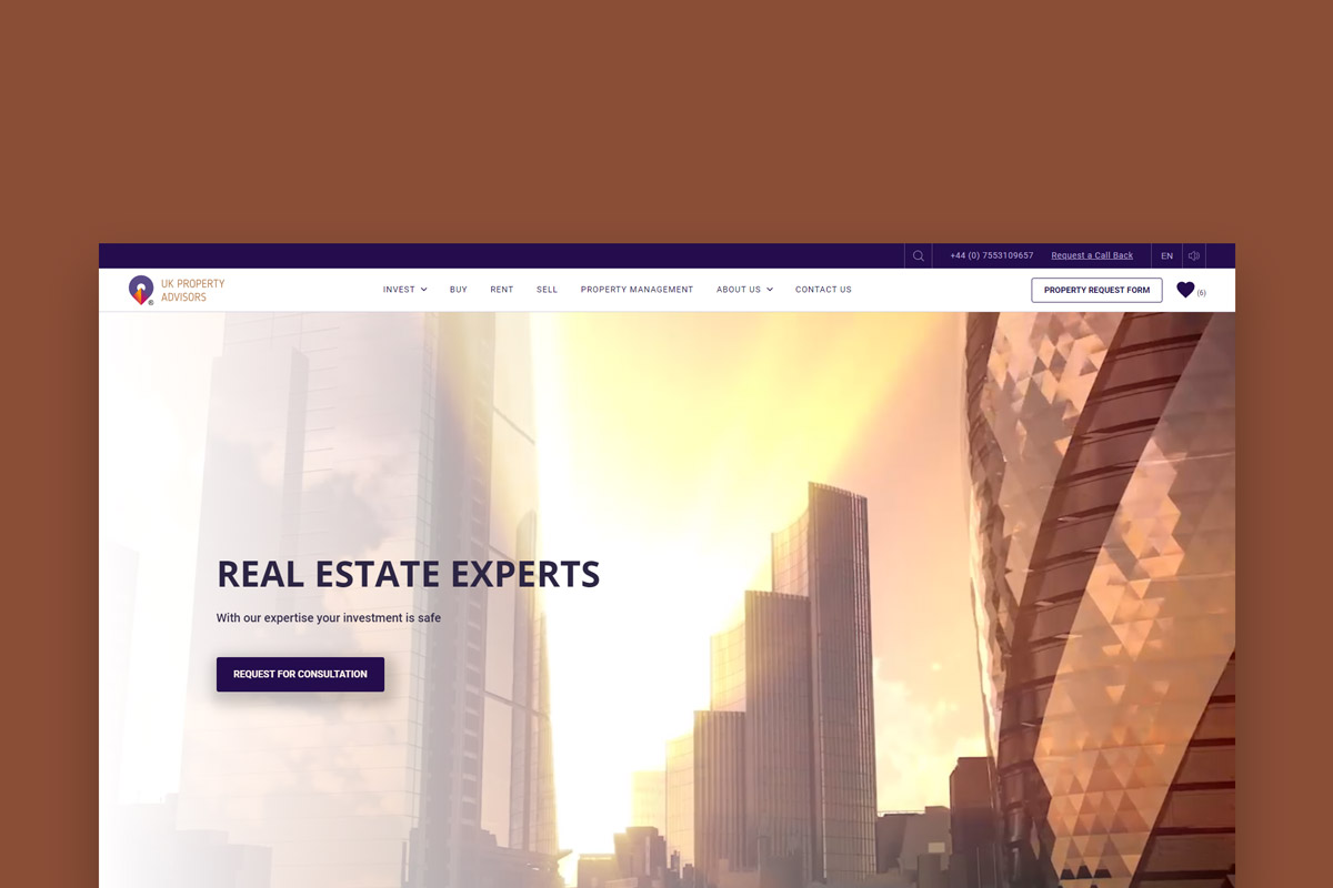 UK Property Advisors Ltd